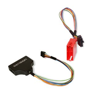 Розгалужувач Dension CDR2VW8 для під'єднання CD ченджера та шлюзу Gateway 100 300 в автомобілях Volkswagen  8 контактів