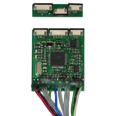 Мультифункциональный универсальный контроллер сенсорного стекла TSC 207IM