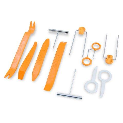 Набор инструментов V008 для снятия дверной панели 12 шт.