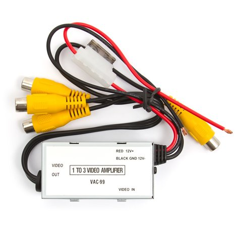 Car Video Distribution Amplifier 1 to 3 Channels