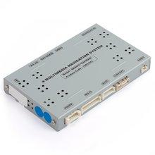 Sistema de navegación para Porsche con sistema CDR+ PCM3.1 - Descripción breve