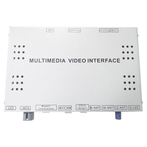 Multimedia System on OS Android 9.0 for Nissan and INFINITI 2011 2020 YM