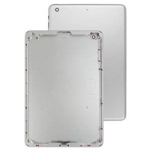Back Cover compatible with iPad Mini 2 Retina, (silver, (version Wi-Fi))