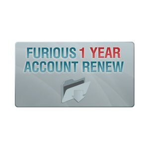 Furious 1 Year Account Renew
