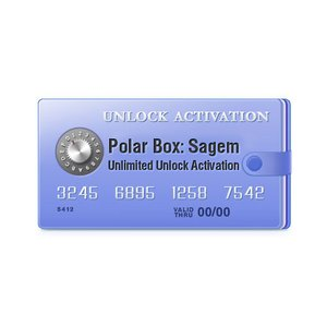 Polar Box License 3: Huawei 2G/3G, Sagem Secured, Vodafone and Modems
