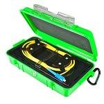 Bobina de compensación con cable para reflectómetro (OTDR) ORIENTEK FL-OTDR-BOX-OM305