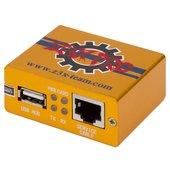 Z3X Box Pro Samsung активированный, золотой выпуск с кабелями (30 шт.)