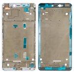Рамка крепления дисплея для Xiaomi Mi Max, белая