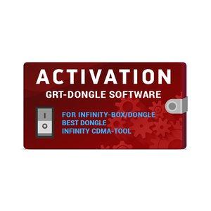 Активация ПО GRT-Dongle для Infinity-Box/Dongle, BEST Dongle, Infinity CDMA-Tool