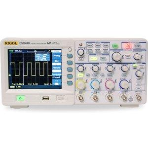 Цифровой 4-канальный осциллограф RIGOL DS1104B