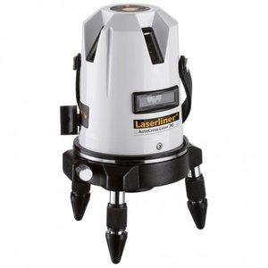 Лазерный уровень перекрестный автоматический Laserliner AutoCross-Laser 3C Plus