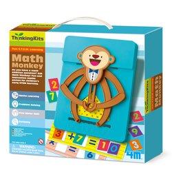 STEM-набір 4М Мавпочка-математик 00-04674