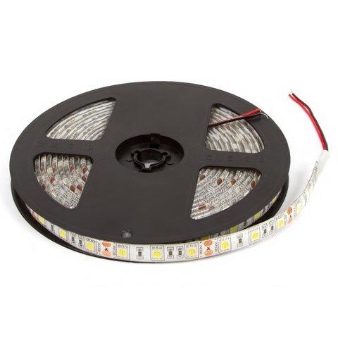 LED Strip SMD5050 high brightness, cold white, 300 LEDs, 12 VDC, 5 m, IP65